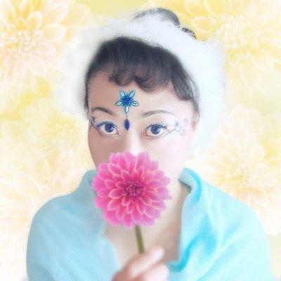 アデリーヌ*花の画像